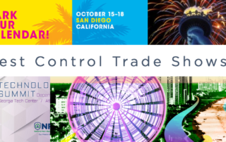 pest control trade shows